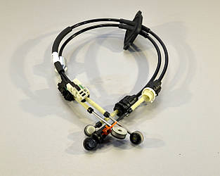 Троса переключения передач на Renault Master III (FWD) 24.11.2011-> — Renault (оригинал) - 349352849R
