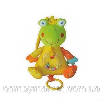 Музична іграшка Baby Mix STK-13171F Жаба