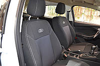 Чехлы модельные тканевые Ford Fiesta MK6 2006-2008