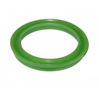Манжета гидравлическая полиуретановая, зелёная 140-110-17 C1 PU Excellent