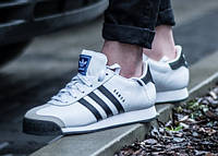 Кроссовки Adidas Samoa Run White 675033 (Оригинал)