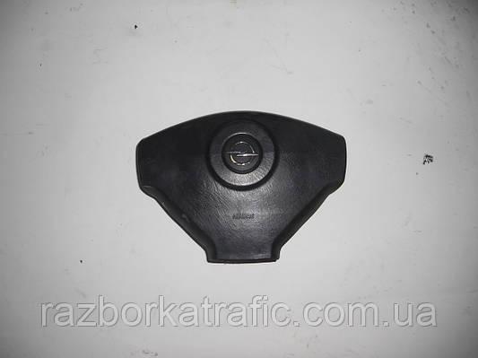 Подушка безопасности водительская на Opel Vivaro