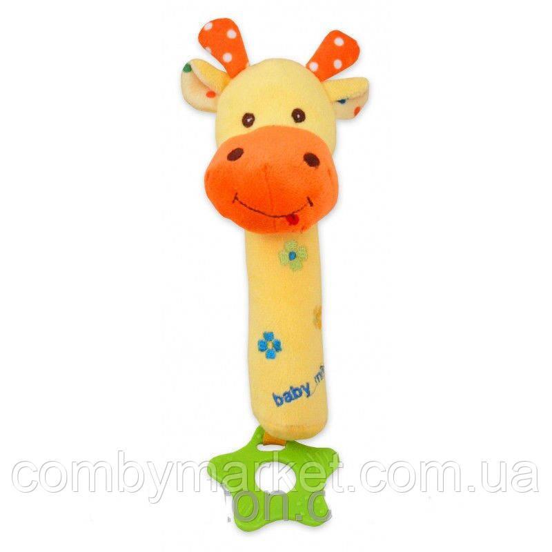 Плюшевая игрушка Baby Mix STK-14595G Жирафик