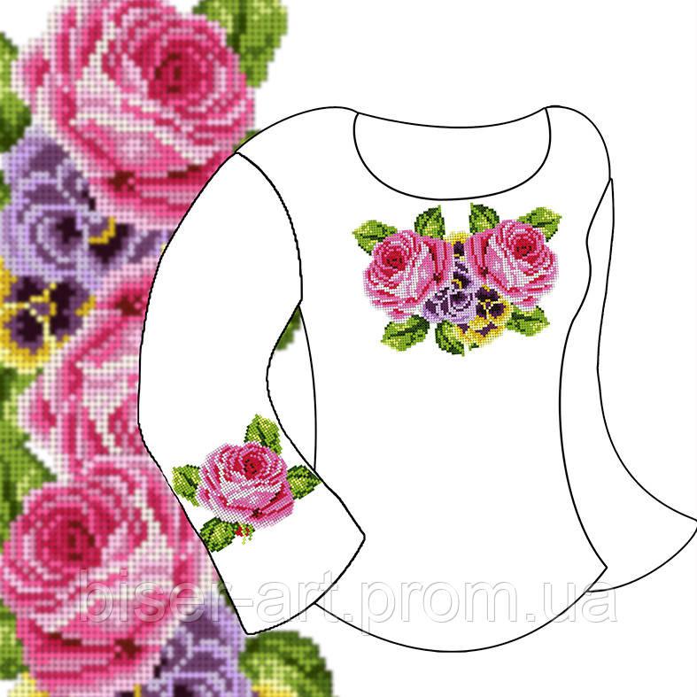 Заготовка для вишивки дитячої сорочки Д-15 габардин - Гуртово-роздрібний  інтернет магазин Вишиваночка 16e3fab0a1be7