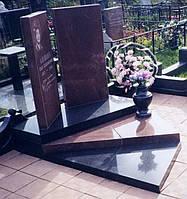 Эксклюзивный памятник из гранита № 25