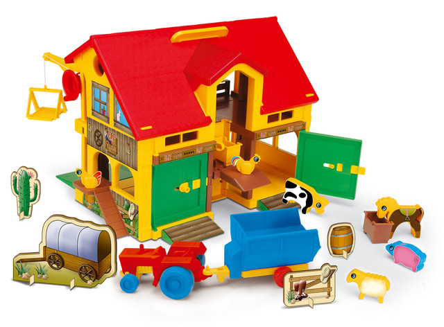 Игрушечный домик для кукол Вадер 25450