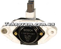 Регулятор напряжения 28V с щетками Bosch