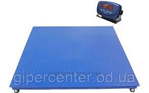 Весы платформенные TRIONYX П1515-СН-1500 (1500 кг, 1500х1500 мм)
