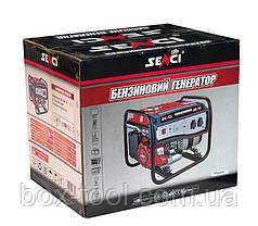 Бензогенератор Senci SC1250-M
