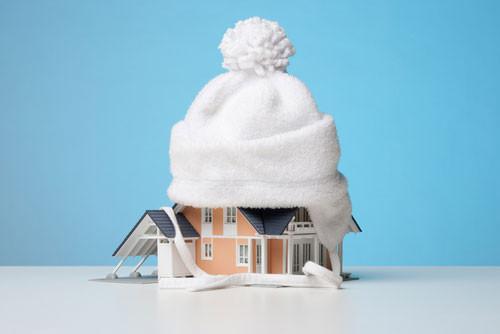 Консервація фасаду на зиму