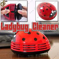 """Мини-пылесос - """"Ladybug Cleaner"""", фото 1"""