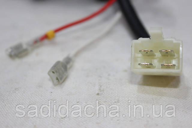 клема регулятора напряжения генератора 5 кВт на 4 контакта