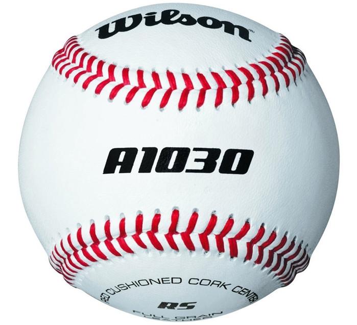 Бейсбольний м'яч Wilson (WTA1030B)