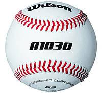Мяч бейсбольный Wilson (WTA1030B)