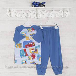 Пижамы детские, на мальчика 92см, 2210лак, хлопок-климакотон, в наличии 92,104,116 Рост, фото 2