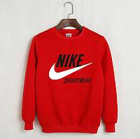 Свитшот красный Nike Sportswear
