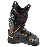 Горнолыжные ботинки Head THRASHER 100 BLACK-ORANGE (MD 17)