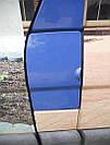 Крышка бака (лючок) синий на Renault Trafic, Opel Vivaro, Nissan Primastar