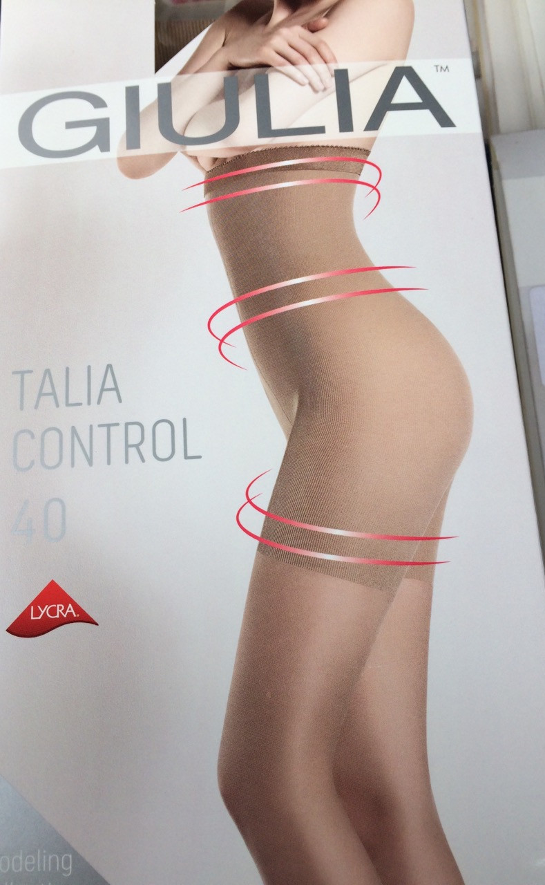 Колготы женские моделирующие TALIA CONTROL 40