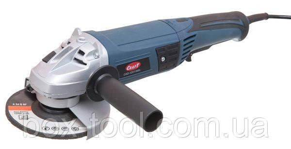 Шлифовальная машина угловая Craft CAG 125/1300L