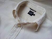 Рубашка бежевого цвета GAP, размер M
