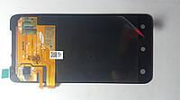 Дисплей  (экран) HTC One J, Z321E, HTC J в сборе с черным сенсором original.
