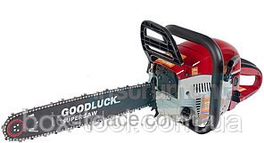 Бензопила GoodLuck GLS 5200 (2 шины, 2 цепи, в металле) , фото 2