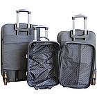 Вместительный чемодан на колесах, фото 2