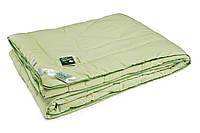 Бамбуковое одеяло 140х205 демисезонное микрофибра