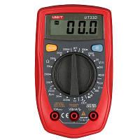 Цифровой мультиметр UNI-T UTM 133D (UT33D)