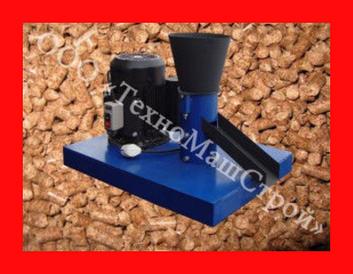 Гранулятор кормовой ГКМ-100 (30-40кг/час)(С шкивами)