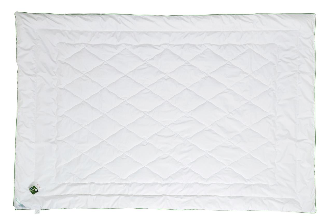Одеяло бамбуковое Руно тик демисезонное 140х205 полуторное