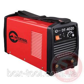 Инвертор 230 В, 5,3 кВт, 30-160 А INTERTOOL DT-4016, фото 2