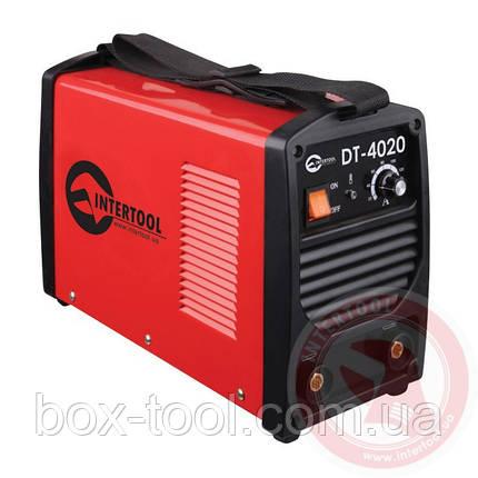 Инвертор 230В, 7 кВт, 30-200 А INTERTOOL DT-4020, фото 2