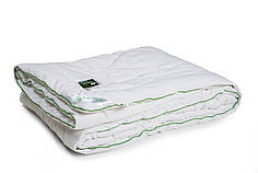Одеяло бамбуковое Руно тик демисезонное 172х205 двуспальное