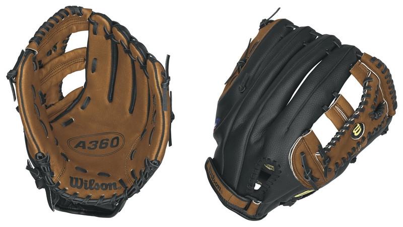 Бейсбольная перчатка Wilson A0360 12 BBG Lh (WTA0360 12) - Фора Спорт в Полтаве