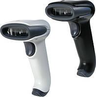 Ручной лазерный сканер штрих-кодов Honeywell Hyperion 1300g черный, фото 1