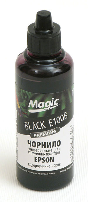 Чернила Magic Epson универсальные  Black (100 мл)