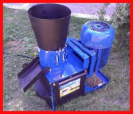 Гранулятор ОГП — 200 (200 кг/час) (Станина+шкивы), фото 2