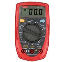 Цифровой мультиметр UNI-T UTM 133C (UT33C)