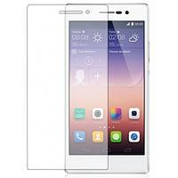 Защитное стекло Ultra 0.33mm (H+) для Huawei Ascend P7