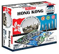 Объемный пазл Гонконг, 1100 элементов, 4D Cityscape (40026)