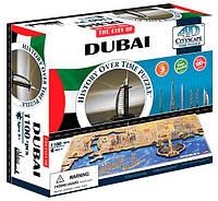 Объемный пазл Дубай, 1100 элементов, 4D Cityscape (40046)