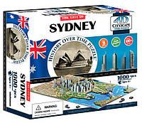 Объемный пазл Сидней, 1000 элементов, 4D Cityscape (40032)