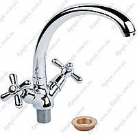 Смеситель для кухни Q-tap Dominox CRM-273 f Ceramic