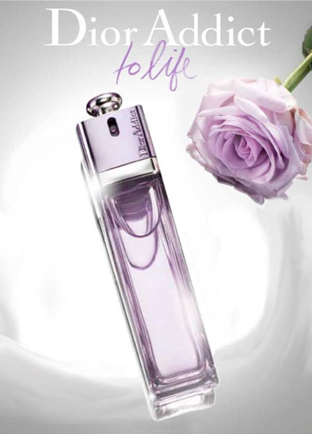 c4957b206f0c Dior Addict To Life (2011 г) – это призыв остановиться на миг и улыбнуться  маленьким радостям жизни, найти позитивные моменты в каждом прожитом  мгновении, ...
