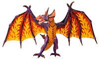 Дракон Магический - объемный конструктор, 4D Master (26845)