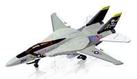 Модель истребителя F-14A VF-84 Jolly Roger (Веселый Роджер) - конструктор, 1:150, 4D Master (26200)