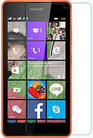 Защитное стекло Ultra 0.33mm (H+) для Microsoft Lumia 535