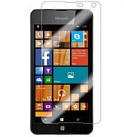 Защитное стекло Ultra 0.33mm (H+) для Microsoft Lumia 650